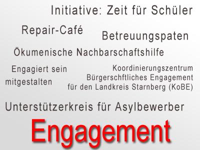 Seniorentreff Starnberg Engagement